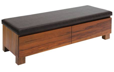 Riverwood Padded Bed End Chest