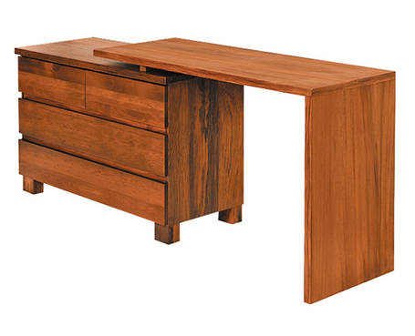 Riverwood 4Drw Dresser / Desk