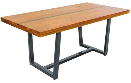 Matai Bay 2200 Fixed Dining Table