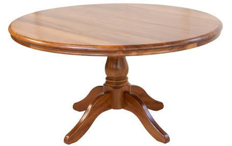 Oslo Round Fixed Dining Table - 1375L x 1375W