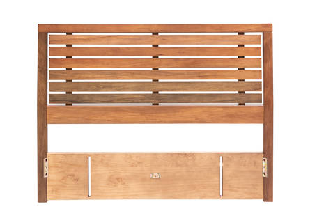 Riverwood 6 Slat Tall Headboard