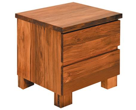 Riverwood 2 Drawer Bedside