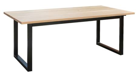Thorndon Square Base Dining Table