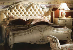Chateau Louis Padded Bed