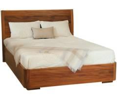 Solaris Timber Panel Bedstead - Low Foot