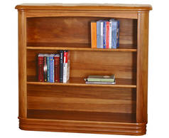 Riviera 1100 x 1015mm Bookcase Standard