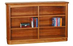 Riviera 1600 x 1015mm Bookcase Standard