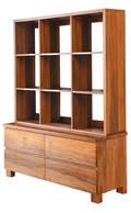 Riverwood 4 Drawer Display Cabinet