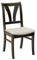 Vienna Slatted Back Chair