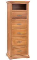 Opera 5 Drawer Swivel Chest