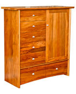 Verso 7 Drawer & 1 Door Chest