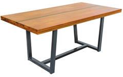 Matai Bay 1600 Fixed Dining Table