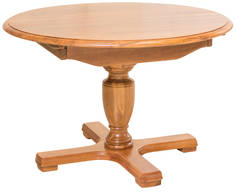 Opera 1200 Round Extension Dining Table