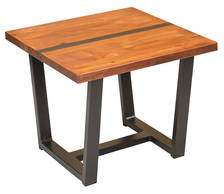 Matai Bay 600 Lamp Table