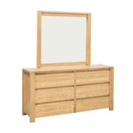 Milford Dresser & Mirror