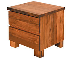 Riverwood 2 Drawer Bedside