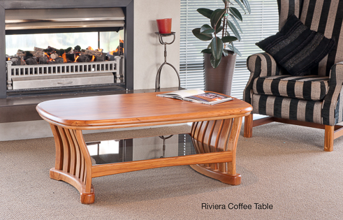Riviera 120 Coffee Table