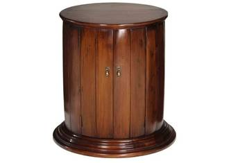 Barrell Liquor Cabinet