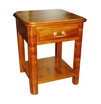 Classic Kauri Lamp Table