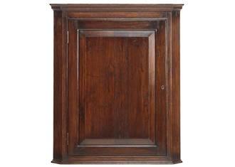 Georgian Hanging Corner Cupboard