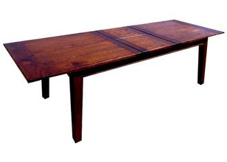 Provincial Leaf Dining Table