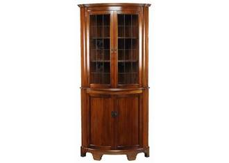 Yorkshire Corner Display Cabinet