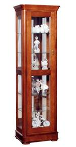Classic Kauri Curio Cabinet