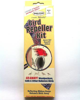 Bird Repeller Kit - Go Away!