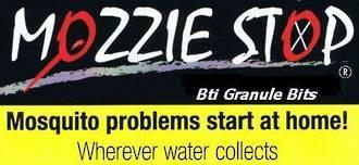 Mozzie Stop Bti Granules - 250g