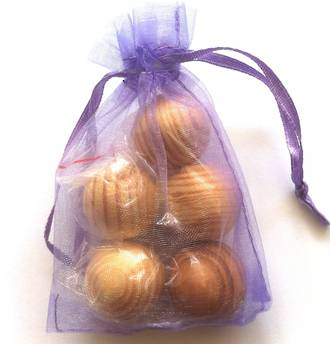 Sandalwood Balls (Pack of 5)