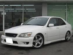 LEXUS IS200 1998-2004