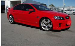 HOLDEN COMMODORE VE