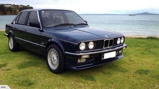 BMW E30 1983-1991