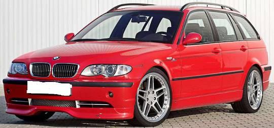 BMW E46 1998-2004