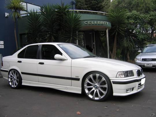 BMW E36 1992-1998