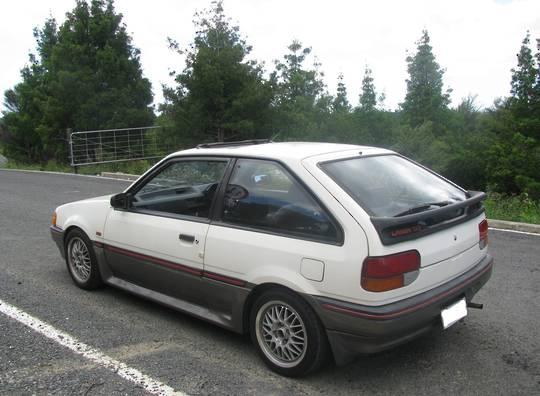 Mazda BF 323 1985-1989