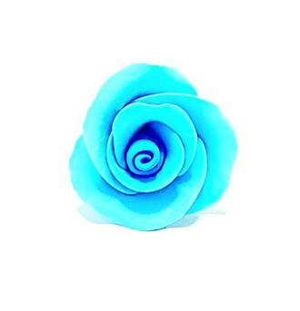 Icing Blue Roses 30mm, box of 52