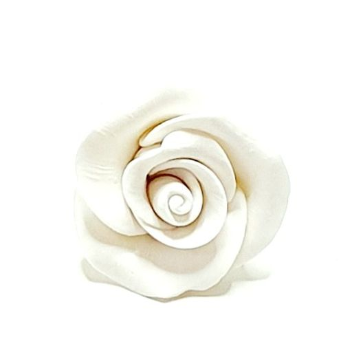 Icing White Roses 30mm, box of 52