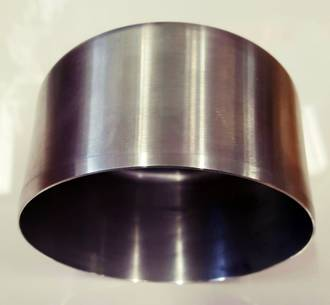 Domed Plain Cutter Large 100mm