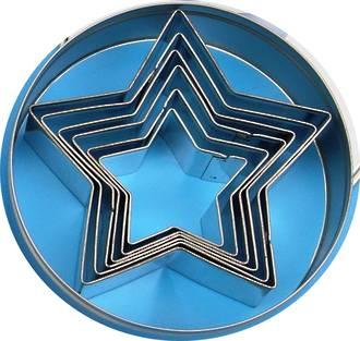 Star Cutter Set 10cm (6)