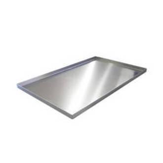 "4 Sided Alum. Tray 736x457x25mm (29 x18"") 1.6mm Base"