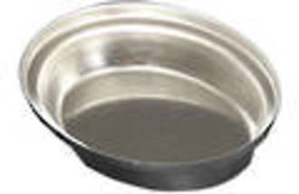 Palletized Pie Tins, (24) x Oval tins, 130x105x29mm, Tray size 720x460mm