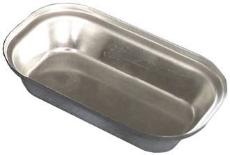 Palletized Savoury Pie Tins, (60) Oblong 70x60x26mm, Tray size 720x460mm