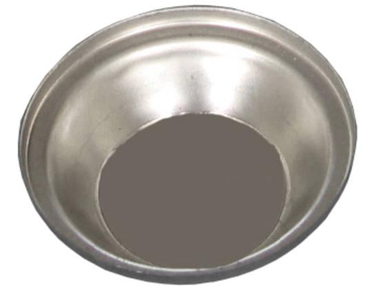 Palletized Savoury Pie Tins, (50) Large Deep 72x26mm, Tray size 720x415mm