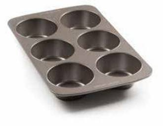 6 Cup Texas Muffin Tray