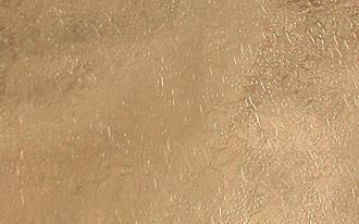 Cakeboard Paper Fern Leaf Gold 500mm (10m)