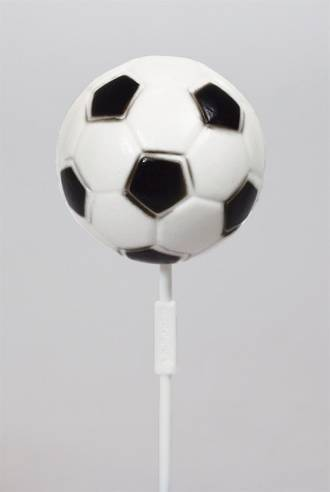 Soccer Ball on Spike 40mm
