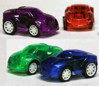 Racing Cars, Assorted Colours, 55MM (SINLGE)