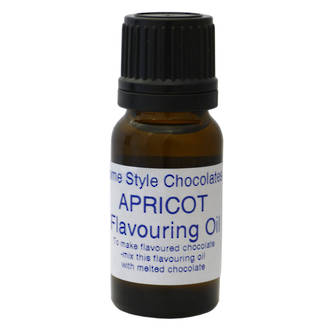 Chocolate Flavouring Apricot 10ml