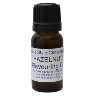 Chocolate Flavouring Hazelnut 10ml